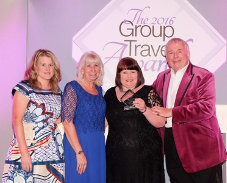 Guild Members at Group Travel Awards
