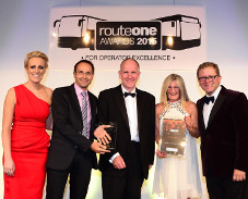 Guild Members at Route One Awards