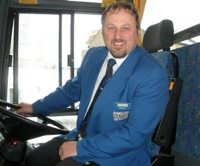 Guild Member in his coach