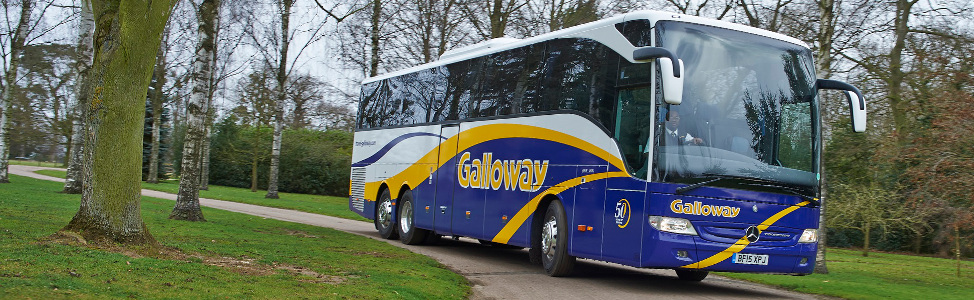 Galloway Coaches image