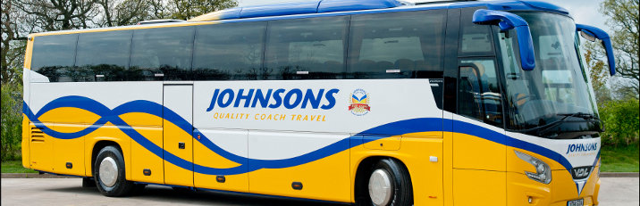 Johnsons Coaches image