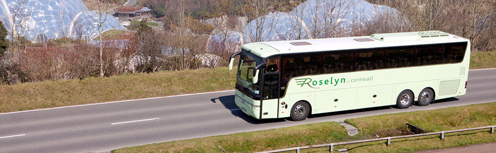 Roselyns Coaches image