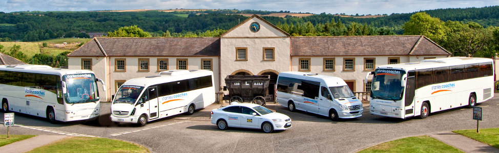 Stanley Travel vehicles