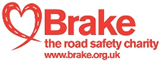Brake - Road Safety charity logo