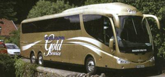 A Bakers Dolphin Coach