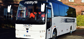 An Reays Coaches Ltd Coach
