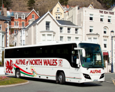 An Alpine Travel at Llandudno