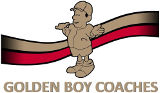 Golden Boy Coaches logo