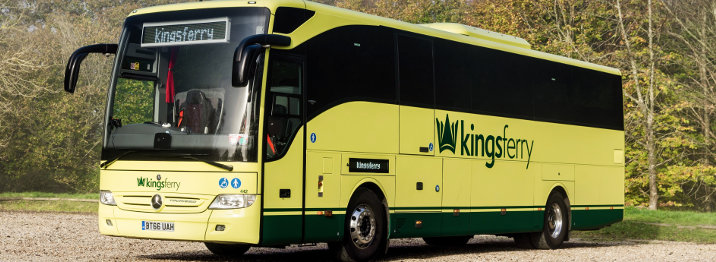 Kings Ferry Coaches image