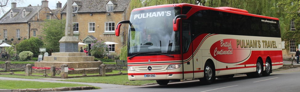 Pulhams Coaches image