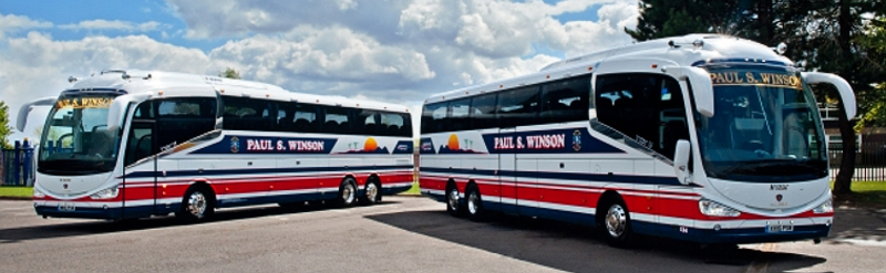 Winsons Coaches image