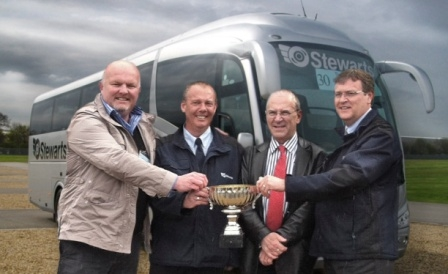 Success for Stewarts!