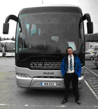 Hampshire Travel Boss Wins Top Coach Industry Award.