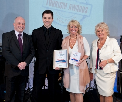 South West Coach Company Scoops Two Awards