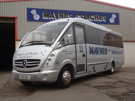 Maynes add new Midi Coach