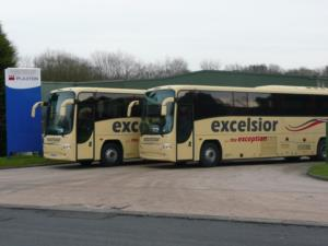 Excelsior coach