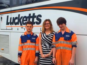 Lucketts apprentices