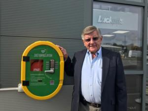 Lucketts defib