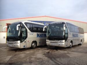 Maynes Orkneys Tourliners