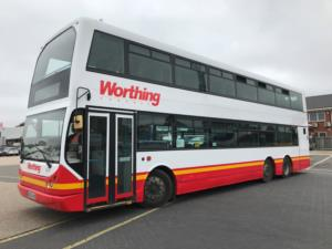 Worthing 102 seater